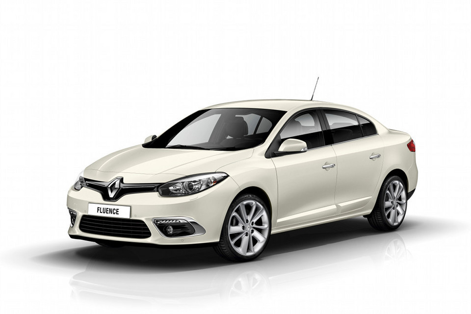 Renault Fluence po liftingu (ceny)