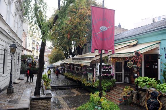 Boemska četvrt u srcu grada