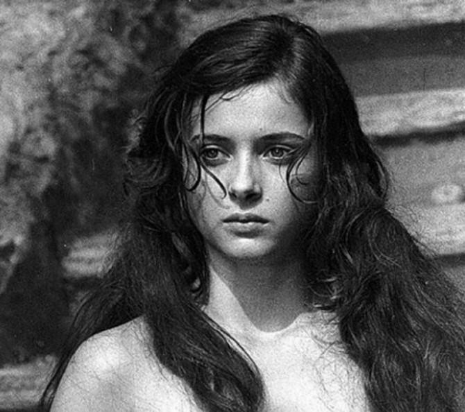 Sanja Vejnović u filmu Banović Strahinja