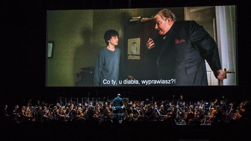 """Harry Potter in Concert"" w Tauron Arena Kraków"