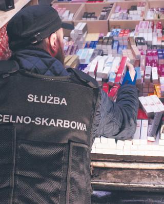 Buty z nowotworem tanio sprzedam. Skarbówka znalazła sposób na Wólkę Kosowską?