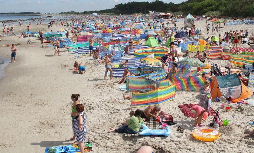 Radość nad Bałtykiem: Cała Polska do nas jedzie
