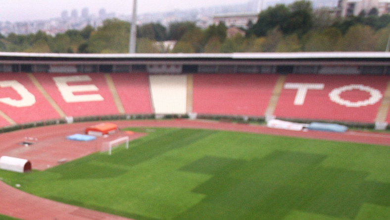 Stadion w Belgradzie