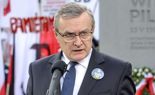 Gliński: Była dyrekcja MIIWŚ przez rok prowadziła działalność stricte polityczną
