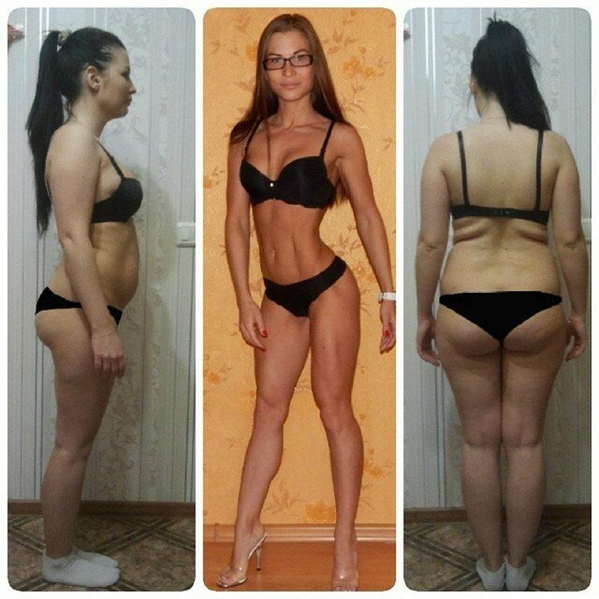 60 kilo w 5 miesięcy