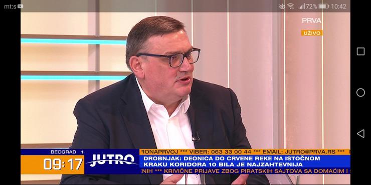 Zoran Drobnjak Prva