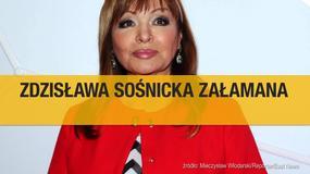 Zdzisława Sośnicka załamana wynikami sprzedaży płyty