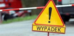 Koszmarny wypadek w stolicy! Nie żyje kierowca