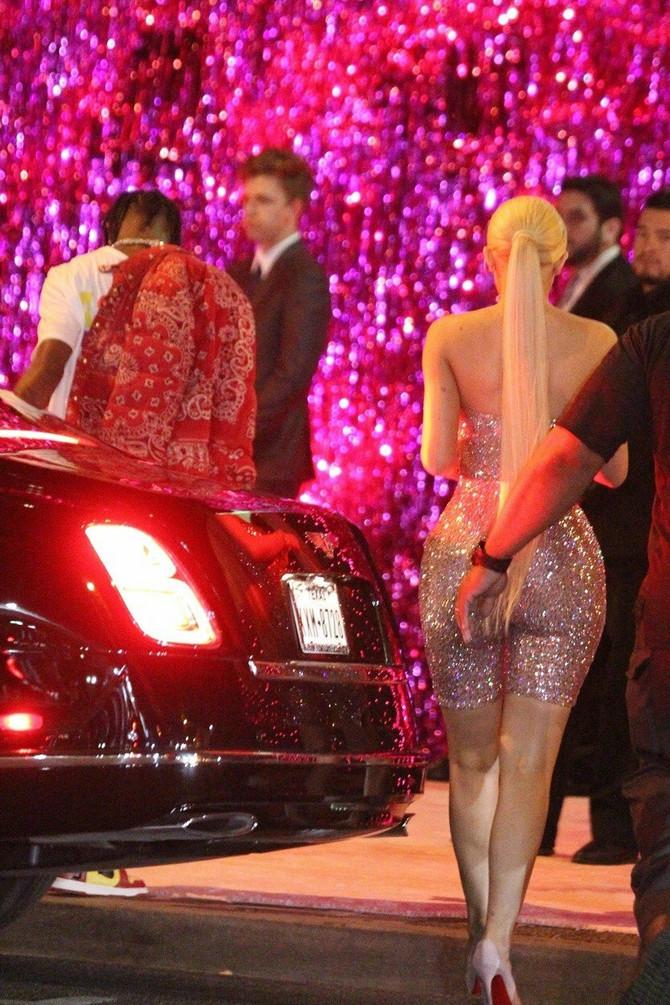 Kajli Džener na proslavi 21. rođendana prošle godine u Zapadnom Holivudu