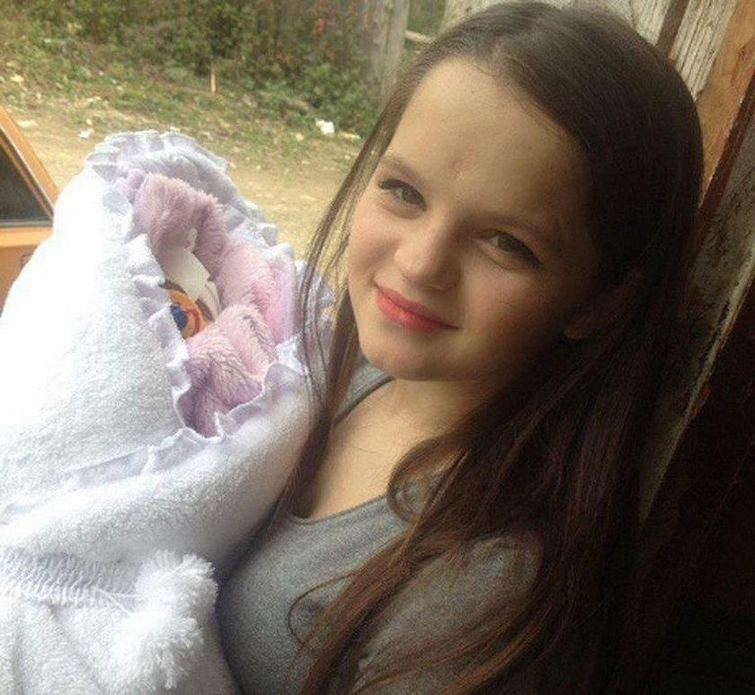 12-letnia Tania Luciszyn urodziła dziecko. Ojcem jest kuzyn dziewczyny