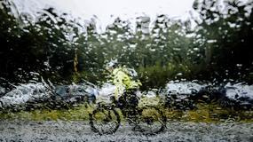 Jak jeździć na rowerze jesienią? Podpowiedzieli mi specjaliści