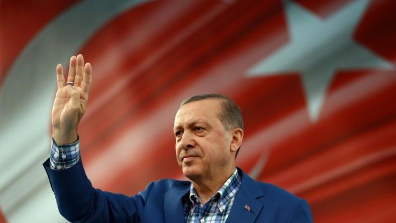 Turkey's ruling party has submitted a bill to parliament that could expand the powers of President Recep Tayyip Erdogan