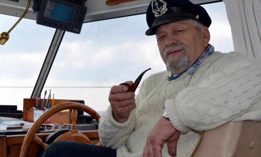 Kapitan Tomasz Sobieszański