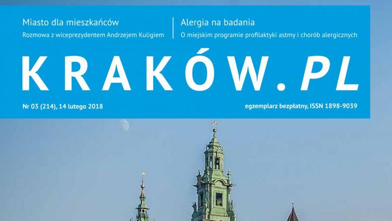 """Dwutygodnik """"Kraków.pl"""""""