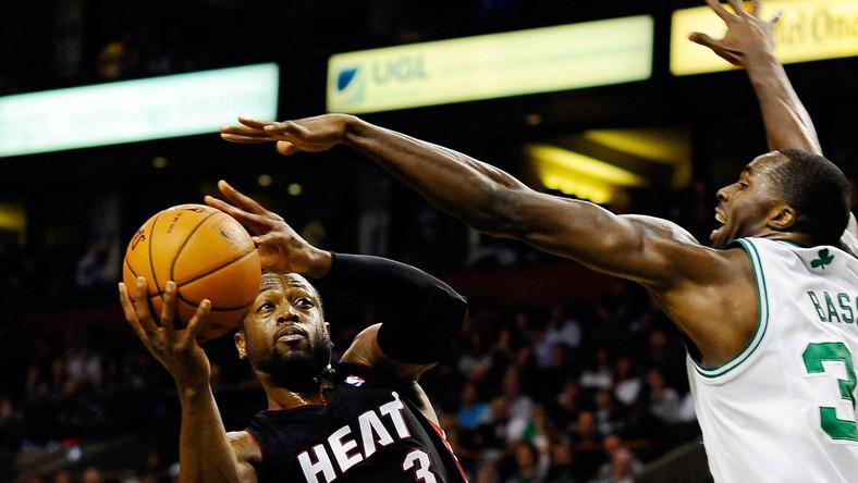 Koszykarze Miami Heat wywalczyli awans do fazy play off ligi NBA