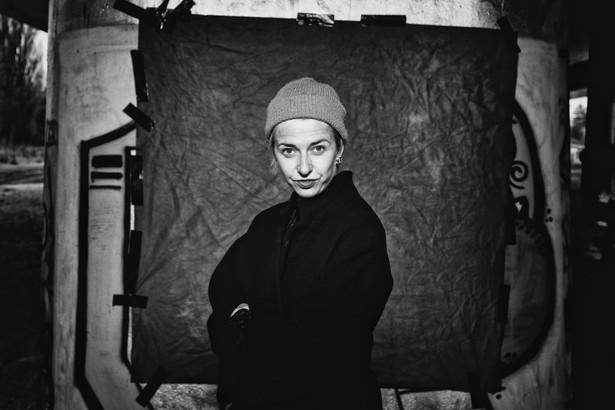 Justyna Sobczyk, reżyserka, twórczyni warszawskiego Teatru 21
