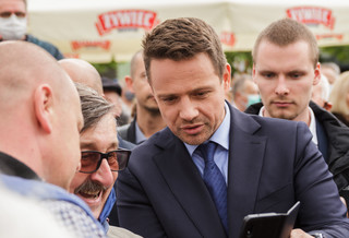 Campus Polska. Trzaskowski: PO popełniła trzy duże błędy za swoich rządów