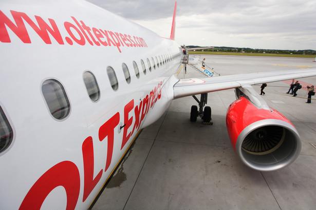 Dyrektor zarządzający OLT Express Jarosław Frankowski jeszcze w piątek zapewniał, że OLT Express Poland będzie wykonywać rejsy czarterowe