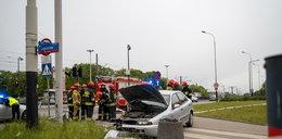 Pijany kierowca zatrzymany. Doprowadził do dramatycznego wypadku!