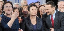 Euforia i smutek w sztabach wyborczych