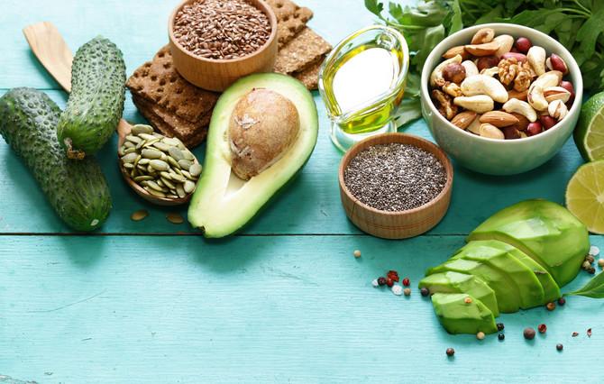 Hrana bogata dobrim mastima podstiče mršavljenje