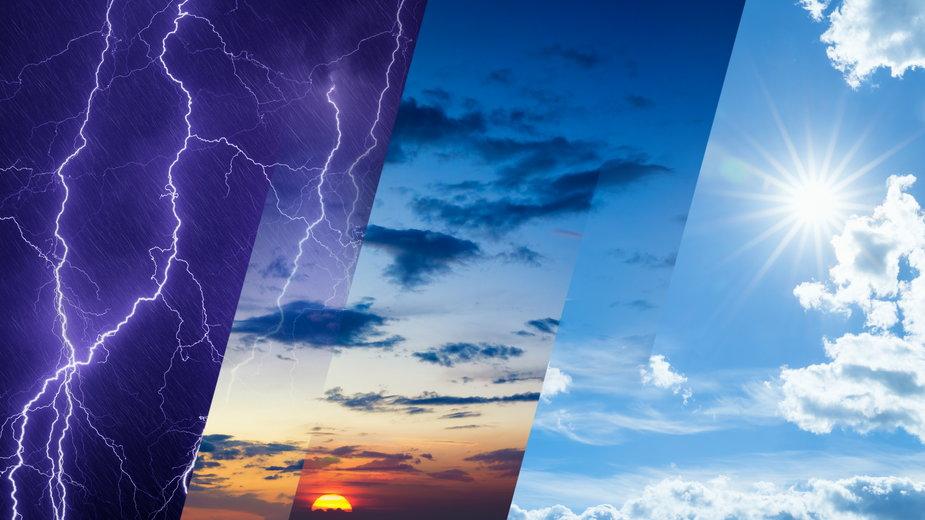 Jaka pogoda? Gdzie burza? Sprawdź prognozę na 17.09.2020
