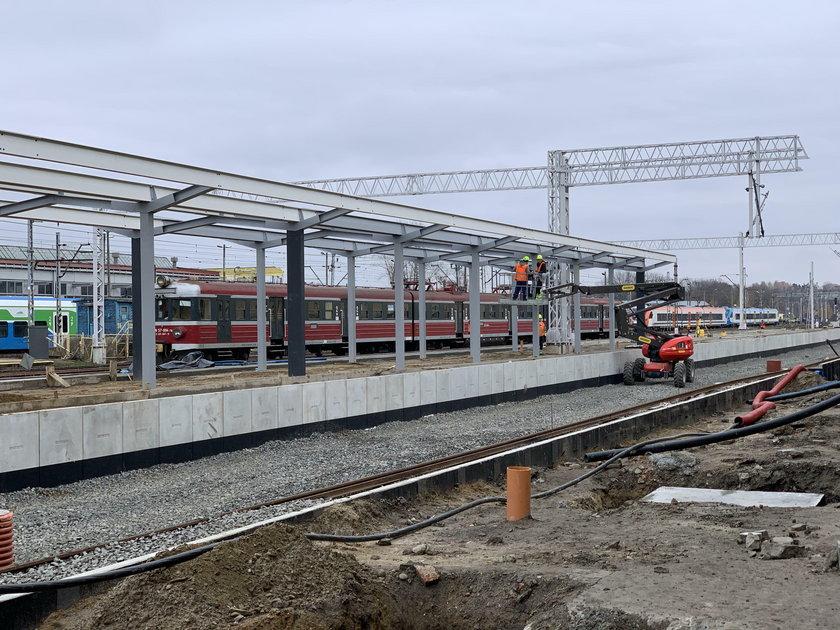 Przebudowa stacji w Rzeszowie