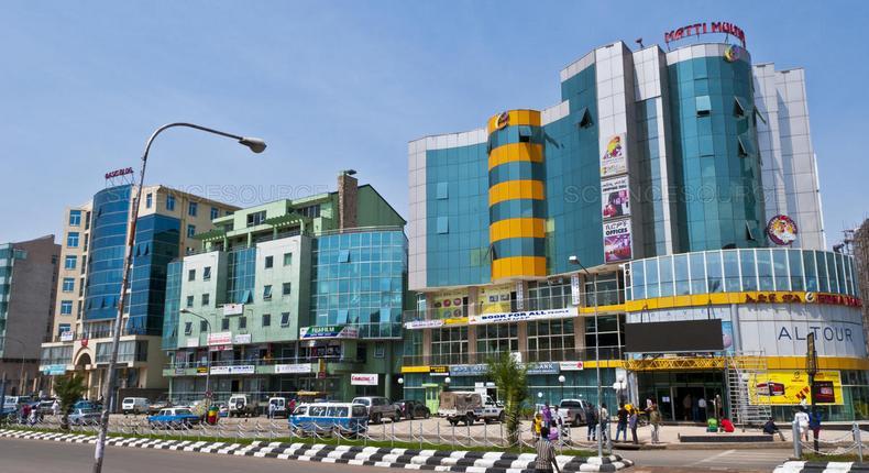 Addis Ababa, the capital city of Ethiopia (ethiopiangazette)