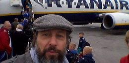 Szymon Majewski z ogromną brodą!