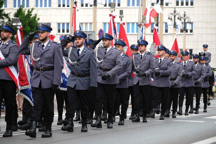 Katowice. Wojewódzkie Obchody Święta Policji 2019