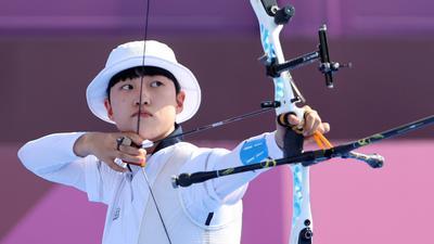 Łuczniczka z Korei Południowej zdobyła trzecie złoto na igrzyskach w Tokio
