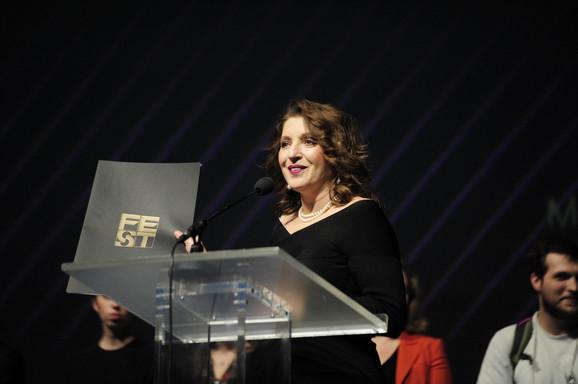 Mirjani Karanović dodeljena nagrada za najbolju žensku ulogu