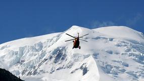 W Tatrach wzrasta zagrożenie lawinowe. Wznowiono poszukiwania turysty