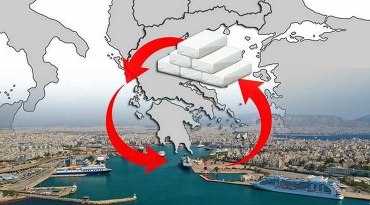 Srpski kriminalci se kriju i rade u Grčkoj