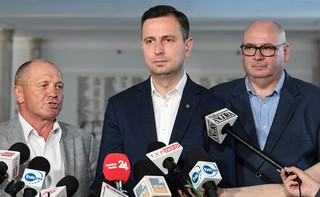 Kosiniak-Kamysz: nie ma miejsca na jednej liście wyborczej dla Wiosny i PSL