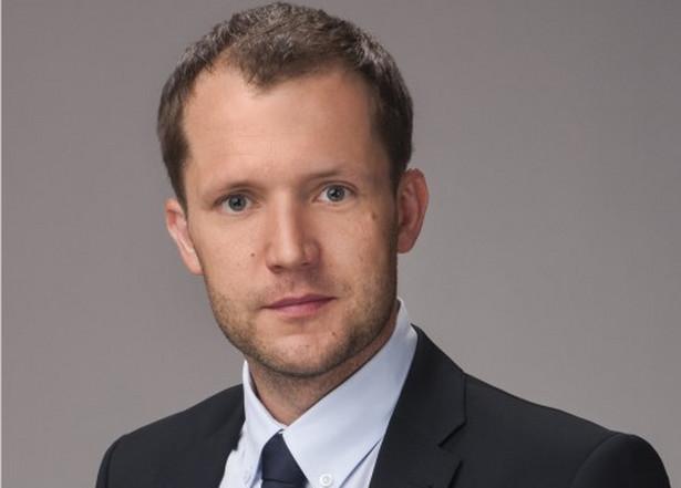 """Maciej Grudziński, radca prawny w kancelarii """"Rosicki, Grudziński & Co."""""""
