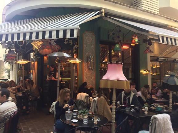 Kafić u Atini