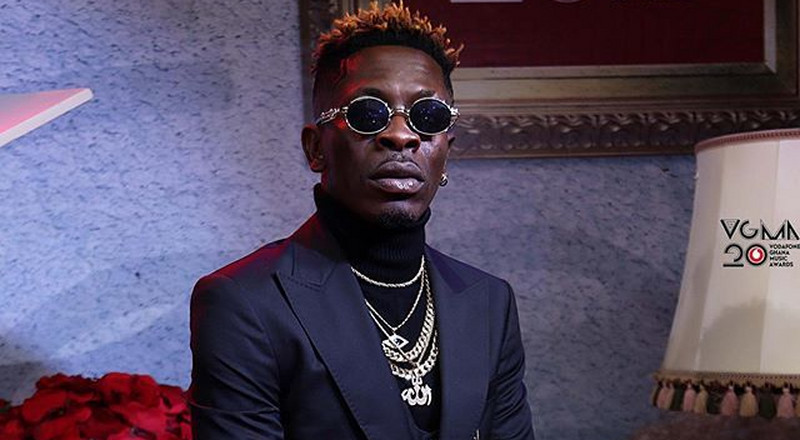 VIDEO: Rapper accuses Shatta Wale of stealing his song