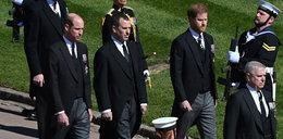 Najstarszy wnuk królowej Elżbiety II szedł między Williamem a Harrym na pogrzebie Filipa. Kim jest Peter Phillips?
