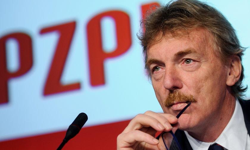 Zbigniew Boniek PZPN Walne zgromadzenie