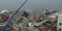 Silne trzęsienie ziemi na Tajwanie. Są ofiary
