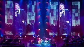 Michael Buble wystąpił w Gdańsku