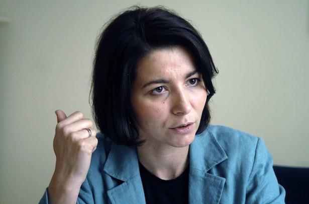 Mec. Jolanta Turczynowicz-Kieryłło, prezes zarządu fundacji Akademii de Virion