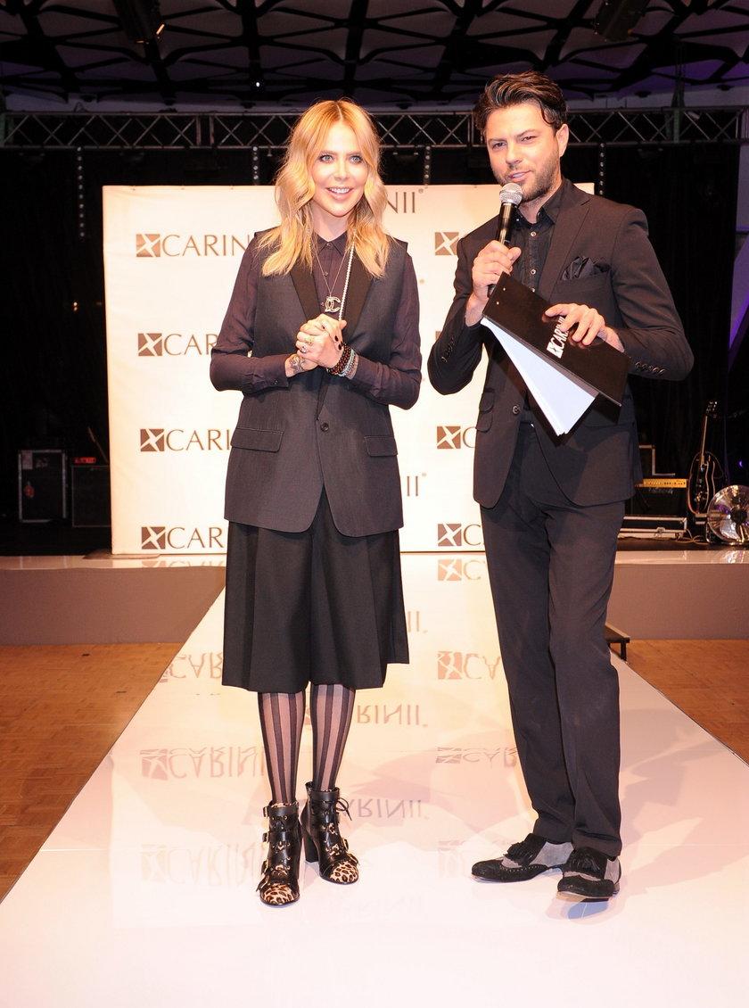 Maja Sablewska i Olivier Janiak