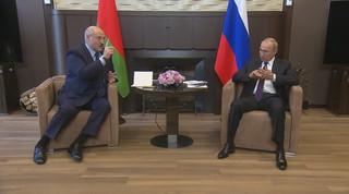 Rosja wycofuje rezerwę sił porządkowych znad granicy z Białorusią