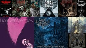 Metal Max 35: recenzje Boris i Merzbow, Rage , Heretique i inne