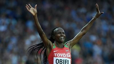 Kenyan athlete denies Ayana world double