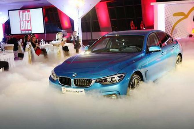 """Zlatnim je proglašen """"BMW serije 4 Gran kupe"""""""