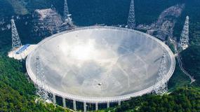 Chiński radioteleskop wykrył wiele pulsarów