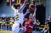Mlada žesnka košarkaška reprezentacija Srbije